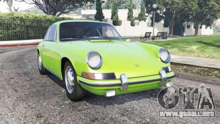Porsche 911 (901) 1964 [replace] para GTA 5