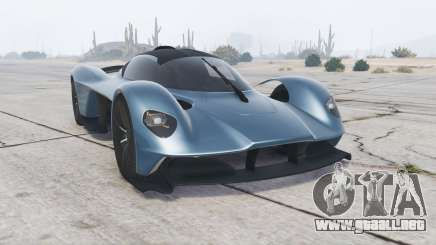 Aston Martin Valkyrie prototype 2017 [add-on] para GTA 5