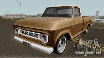 Chevrolet C-10 1974 IVF para GTA San Andreas