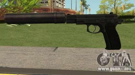 CZ-75 Pistols para GTA San Andreas
