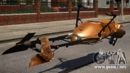 Star Wars Speeder Bike V 2.1 para GTA 4