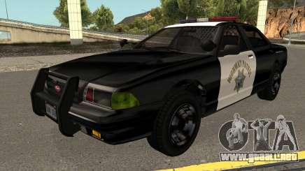 Vapid Stainer SAHP Police GTA V para GTA San Andreas