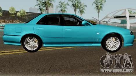 Nissan Skyline R34 Sedan 1999 para GTA San Andreas