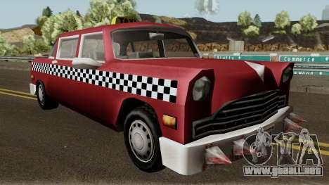 New Bloodring Banger para GTA San Andreas