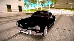 Volkswagen Karmann Ghia Coupe para GTA San Andreas
