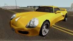 New Super GT para GTA San Andreas