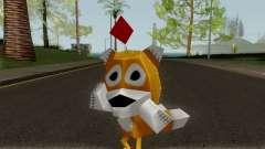 Tails Doll - Sonic R para GTA San Andreas