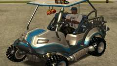 Fortnite Carrito De Golf para GTA San Andreas