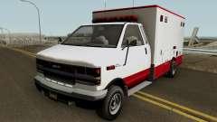 Brute Ambulance GTA 5 para GTA San Andreas