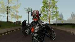 MFF Hank Pym Utron para GTA San Andreas