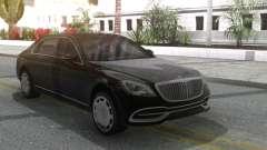 Mercedes-Benz W222 S650 Maybach para GTA San Andreas