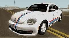Volkswagen Beetle - Herbie 2013 para GTA San Andreas