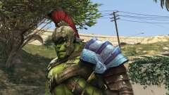 Hulk Ragnarok 1.0 para GTA 5