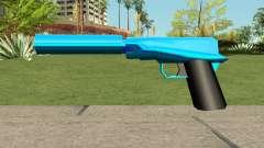 Silenced Blue para GTA San Andreas