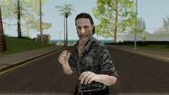 Rick Grimes from TWD V2 para GTA San Andreas
