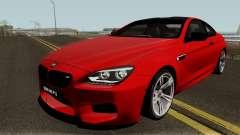 BMW M6 F13 StanceWorks para GTA San Andreas
