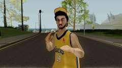 Roberto 2015 (Codrin Bradea) para GTA San Andreas