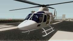 Helicopter A-119 Koala para GTA San Andreas
