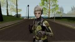 Ghost in the Shell (Reiko Camo) para GTA San Andreas