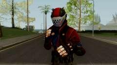 Senor Del Oxido From Fortnite para GTA San Andreas