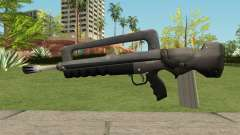 M4 from Fortnite para GTA San Andreas