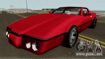 New Banshee IVF para GTA San Andreas