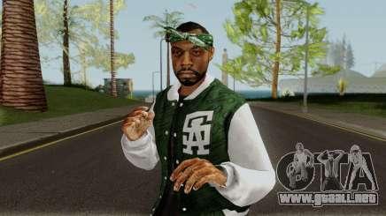 Grove Street Member GTA V para GTA San Andreas