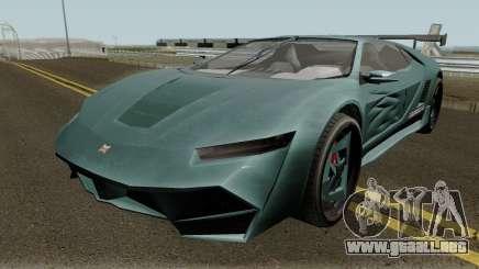 Dinka Hurokai v.2 GTA V para GTA San Andreas