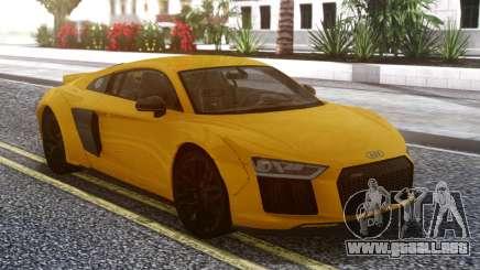 Audi R8 Coupe para GTA San Andreas
