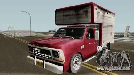Ford F100 HQ para GTA San Andreas