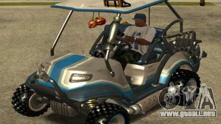 Fortnite Carrito De Golf para GTA San Andreas