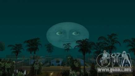 Realista De La Luna para GTA San Andreas