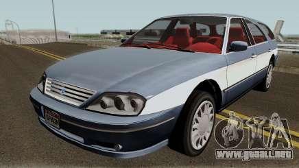 Ford Taurus Wagon 2003 para GTA San Andreas