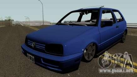 Volkswagen Gol G3 para GTA San Andreas