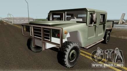 New Patriot IVF para GTA San Andreas
