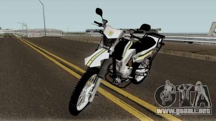 Yamaha Lander para GTA San Andreas