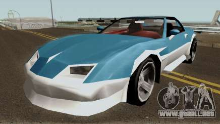 New ZR-350 para GTA San Andreas