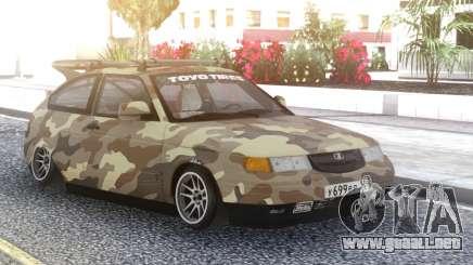 VAZ 21123 Baja para GTA San Andreas