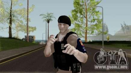 Skin PATAMO para GTA San Andreas