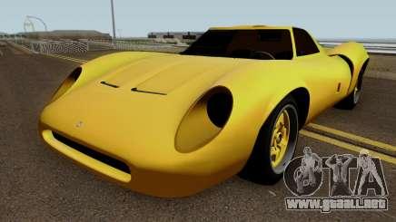 Ocelot Swinger GTA V para GTA San Andreas