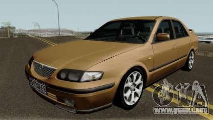 Mazda 626 HQ para GTA San Andreas
