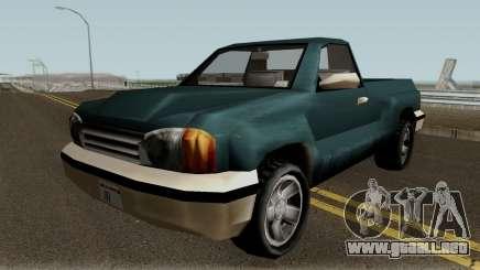 New Bobcat IVF para GTA San Andreas