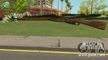 Mosin-Nagant 1891 Rifle para GTA San Andreas