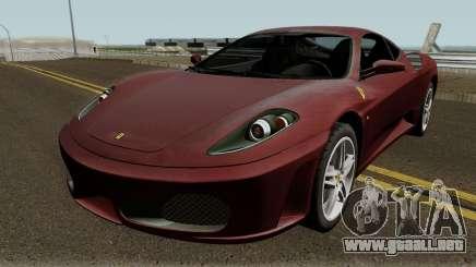 Ferrari F430 2004 para GTA San Andreas