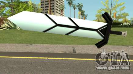 Magik From Marvel Heroes Weapon para GTA San Andreas