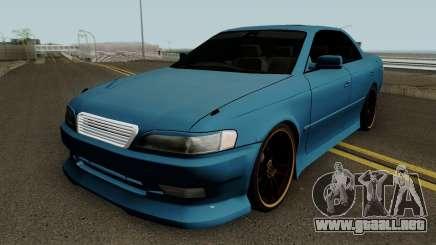 Toyota JZX100 para GTA San Andreas