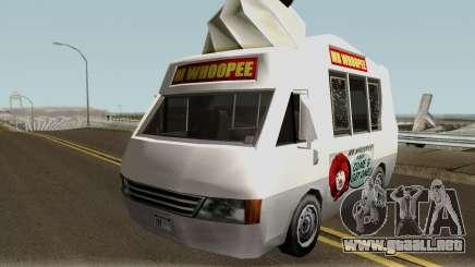 New Mr Whopee para GTA San Andreas