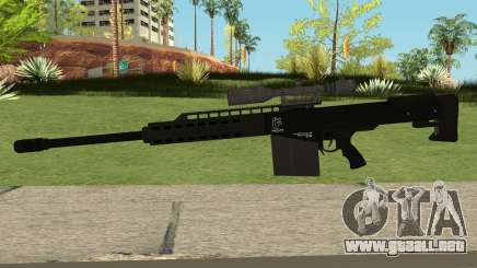 Heavy Sniper GTA 5 para GTA San Andreas