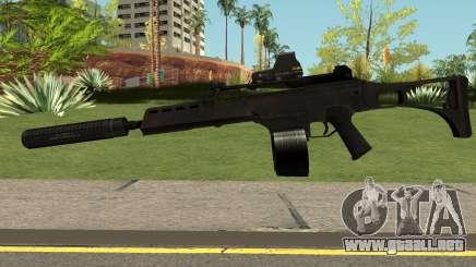 G36C Black para GTA San Andreas
