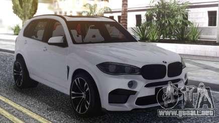 BMW X5M Offroad para GTA San Andreas
